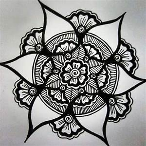 Cool Designs To Draw | Inderecami Drawing