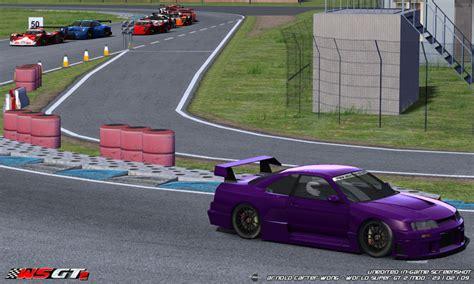 Nissan Skyline In Game