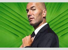 Zidane coach du Real Madrid, c'est adidas qui jubile