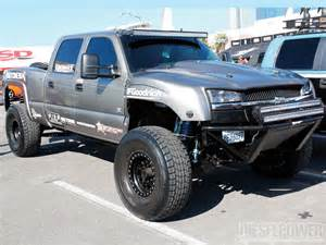 Lifted Chevy Duramax Trucks