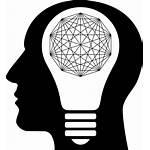 Brain Mind Clipart Transparent Icon Connections Psychologie