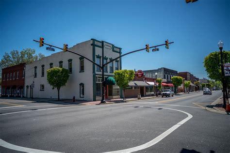 downtown intersection zebulon nc