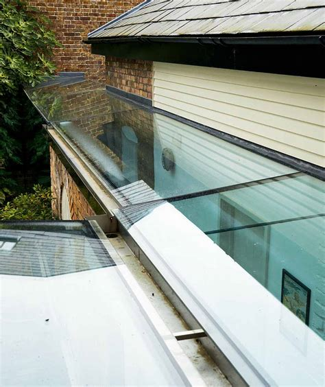 glass linked period buildings homebuilding renovating