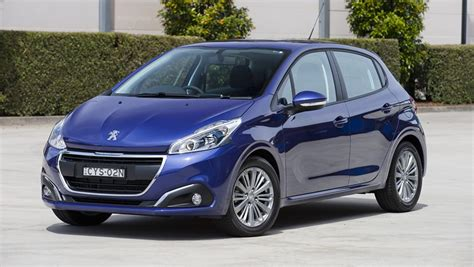 Peugeot Cars Models by Peugeot 208 And 2008 Electric Models Due In 2019 Car
