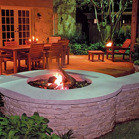 Pit Gas Ring by Gallery Bonick Landscaping