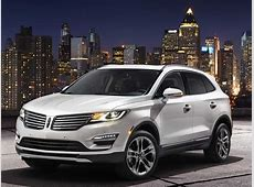 This Little SUV Is Lincoln's Latest Step Towards A