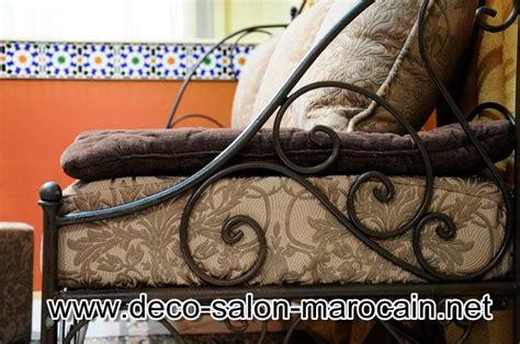 site canapé pas cher modèles de salons marocains en fer forgé déco salon marocain