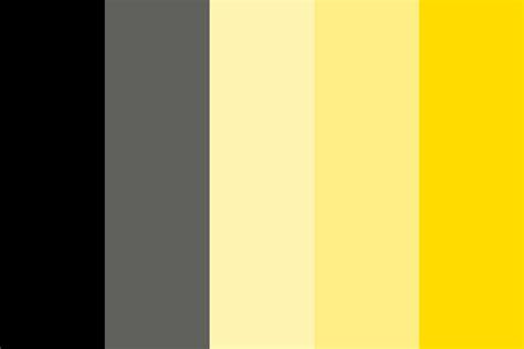 hufflepuff house colors house hufflepuff color palette