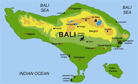 themes  geography zaras hometown bali indonesia