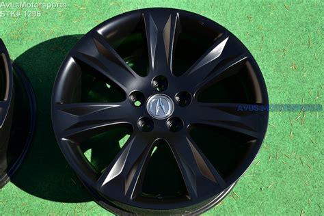 acura mdx oem factory wheels tl honda pilot ridgeline