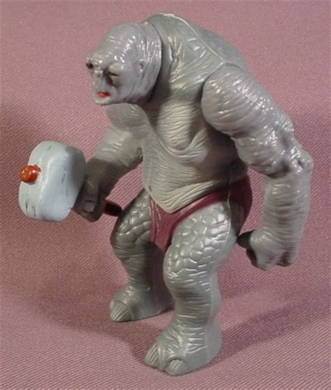 Amazon Com Burger King The Lord Of The Burger King 2001 Lord Of The Rings Cave Troll Figure 3 3