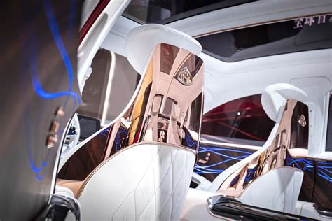 It's a similar story inside, where the mercedes eqc doesn't look or feel radically different from any other mercedes on sale. 2021 Mercedes-Maybach SUV Interior Photos   CarBuzz