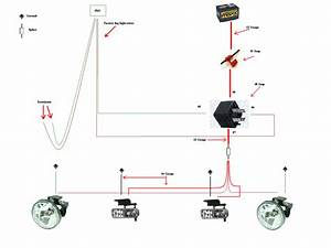 Fog Light Wiring Diagram - 67 Mustang Fog Light Wiring Diagram
