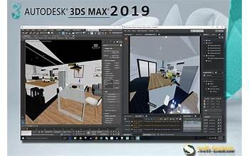 Autodesk 3ds Max screenshot #1