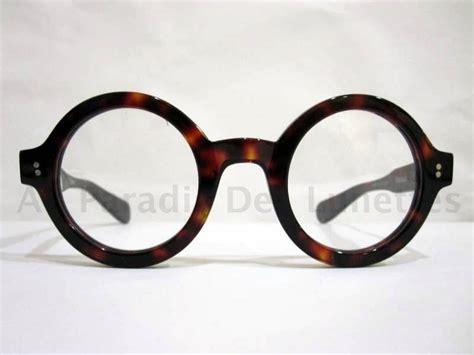 si e de massada lunettes de vue massada rondes en acétate écaille foncée