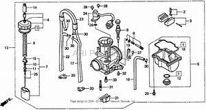 Crf450r Carb Diagram