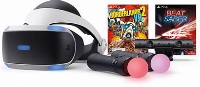 Playstation Vr Saber Beat Ps4 Bundle Accessories