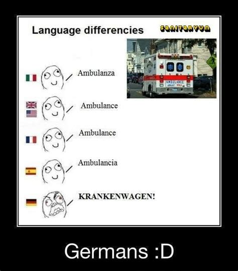 Language Memes - hospital wagon makes more sense than ambulance classic comedy pinterest ambulance