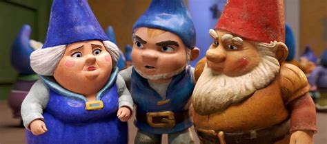 sherlock gnomes cast conan doyle arthur movies