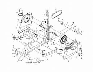 Proform 831219527 Exercise Cycle Parts