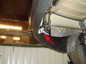 Trailer Wiring Harness Installation Location On A 2010