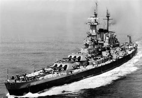 grand uss north carolina battleship   world war