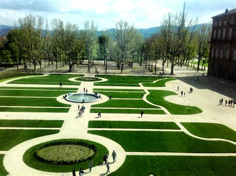 Turin's Royal Gardens  Places Of Interest In Turin