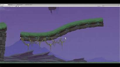 Unity Walls 2d Editor Shape Spline Structure