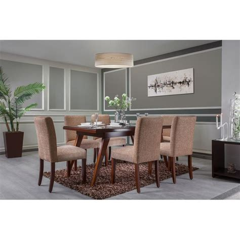 sale  natural wood dining table  chairs jumia egypt