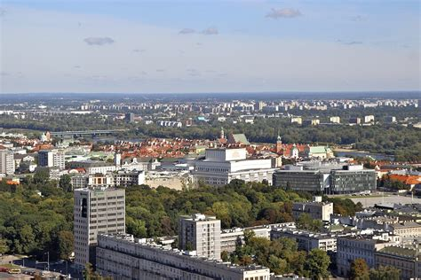 Botanischer Garten Berlin Nordend by Skyline Mit Stachel Warschau Polen The Link Stadt