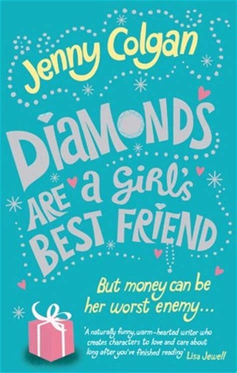 diamonds   girls  friend  jenny colgan