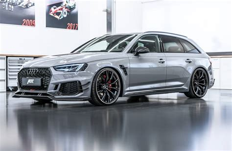 Official: ABT Audi RS4-R - GTspirit