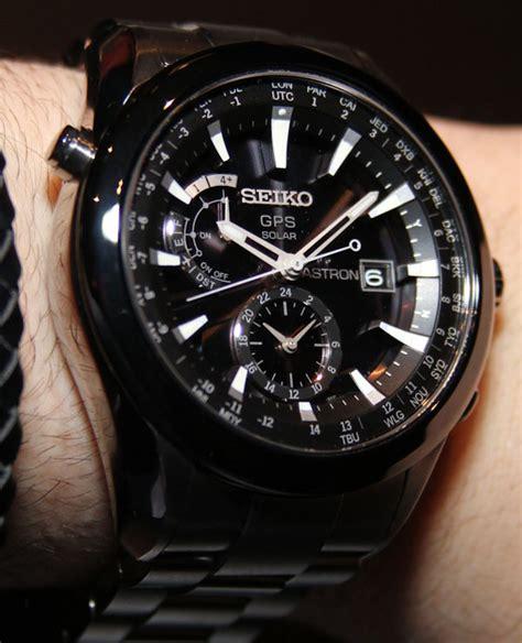 Seiko Astron Gps Solar Watch Handson Ablogtowatch