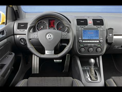 volkswagen dashboard 2008 vw golf gti pirelli dash mk5 coches pinterest