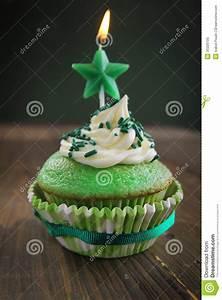 Birthday Cupcake Stock Photo - Image: 30309700
