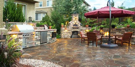 outdoor decks and patios small backyards with patios and