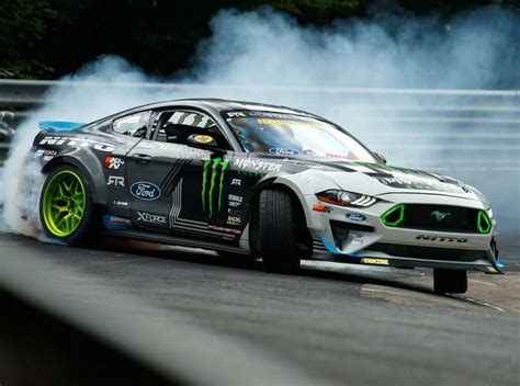 Ford Mustang Drift Nuerburgring by Drift King Of The Ring