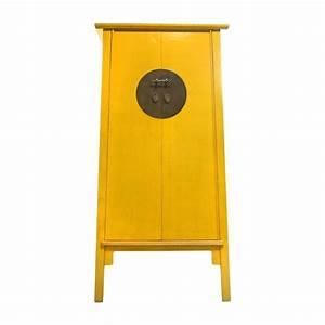 Buy Qing Dao Bright Yellow Cabinet Qing Dao Oriental