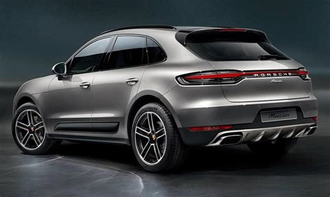 The macan will be one of the first vehicles from the brand to go electric; New 2019 Porsche Macan Turbo uncovered with 434bhp.