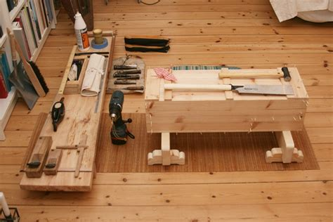 japanese woodworker tool box plans diy   mortise  tenon woodville woodworking class