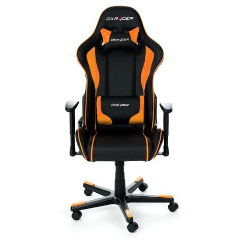 Akracing Gaming Chair Blackorange by Dxracer Formula Fl08 Orange Oh Fl08 No Achat Vente