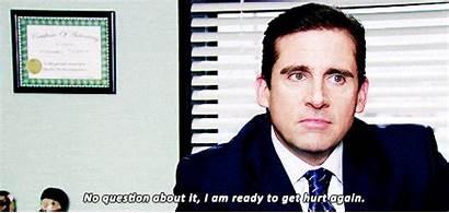 Office Quotes Hurt Scott Michael Ready Again
