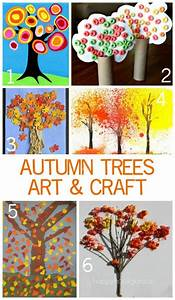 Autumn Art and Craft Project ideas for Children of all ...