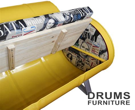 furniture ideas for small living room 36 creative drum furniture ideas for your home interiors