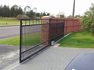 Automatic Sliding Gate Hardware — Derektime Design : Best