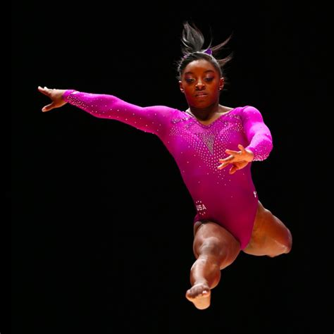 Biles Floor Routine 2015 by Gymnast Biles Floor Routine Popsugar Fitness