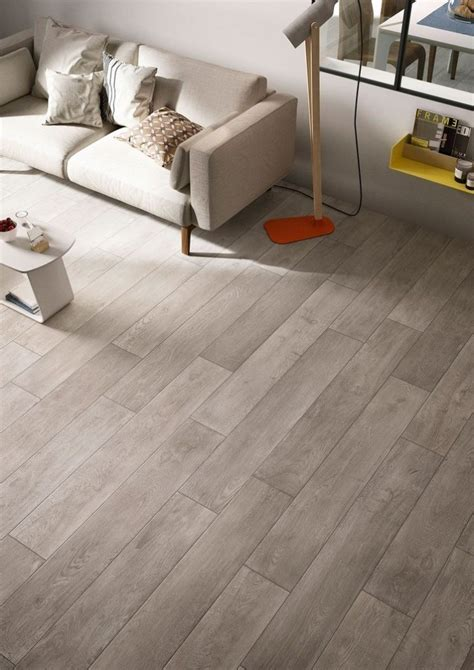 Wood Plank Tile Flooring White Look Porcelain Floor That