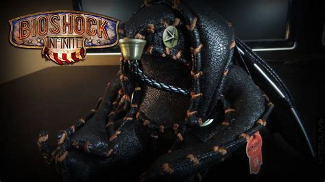 Bioshock Infinite Songbird Plushie Review Irrational Games