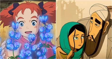 10 Best Animated Films On Netflix According To Rotten