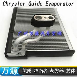 High Quality Auto Air Conditioning Evaporator For Guide